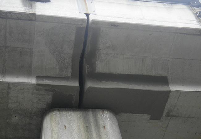 橋梁 剝落防止 断面修復